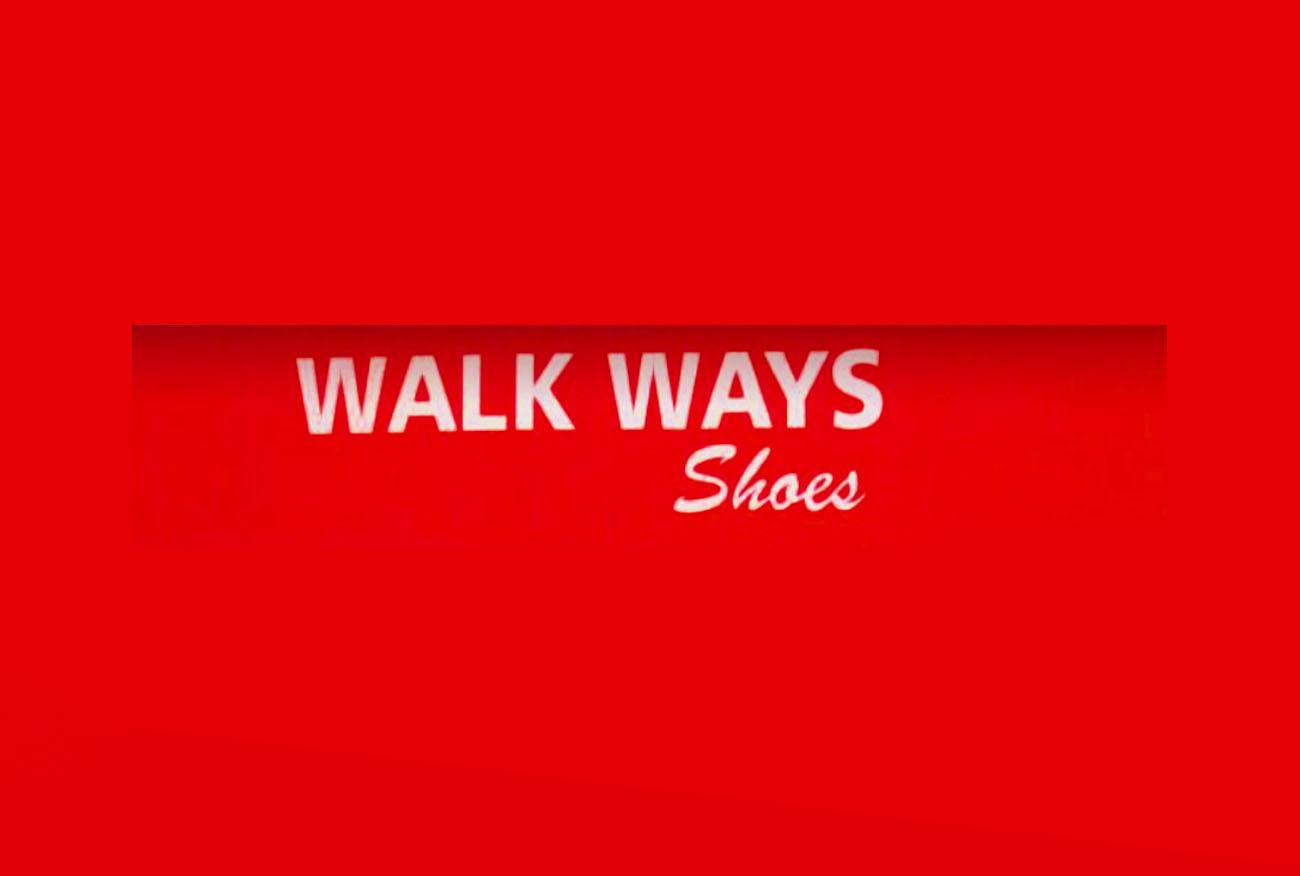 Walkways shoes
