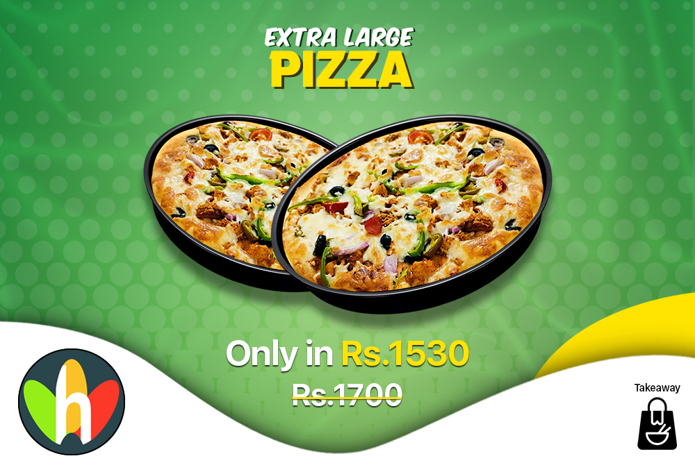Large Pizza Deal