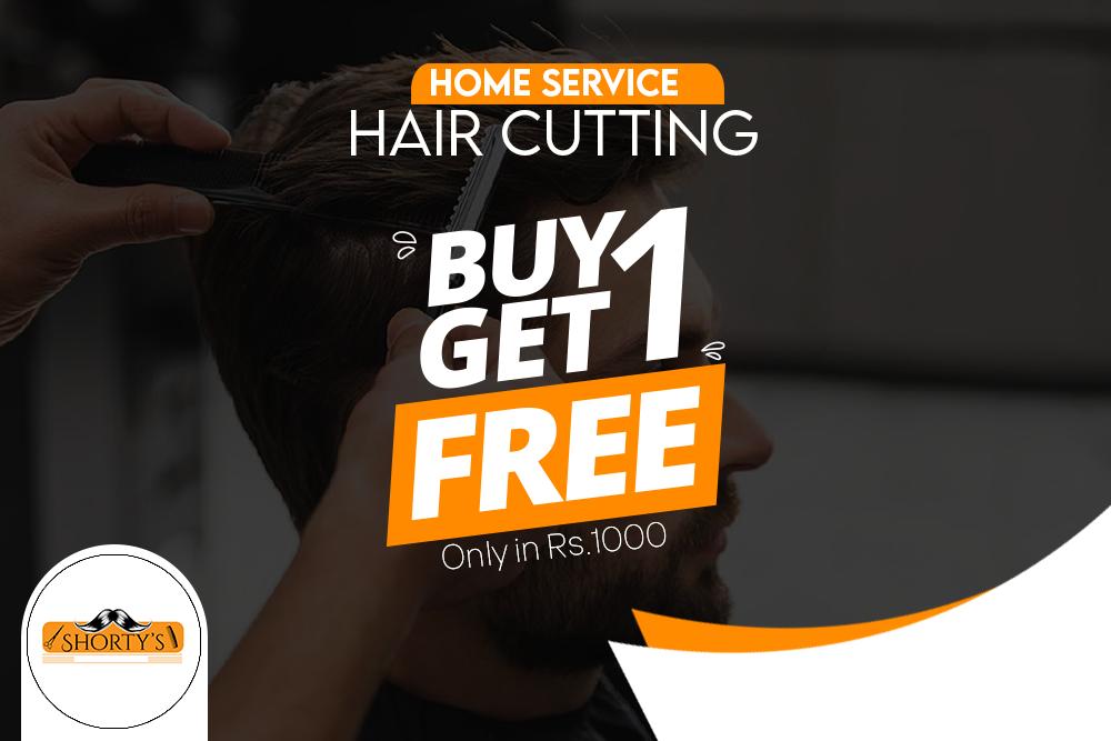 Hair Cutting Deal