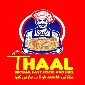 Thaal Biryani