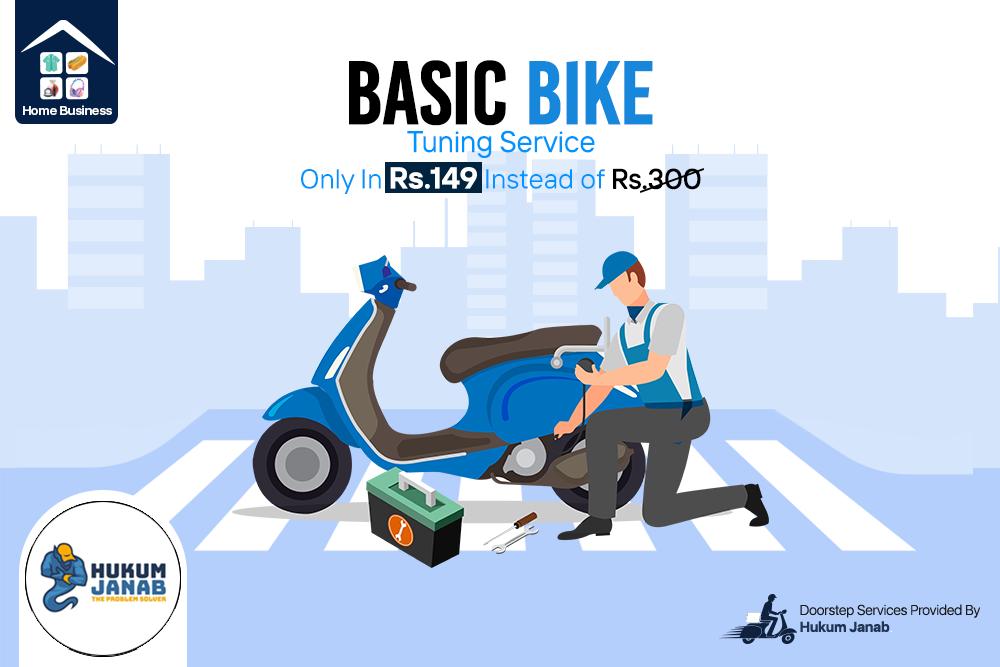 Basic Motorbike tuning